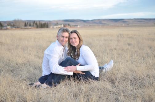 Blaine & Sarah Staggs